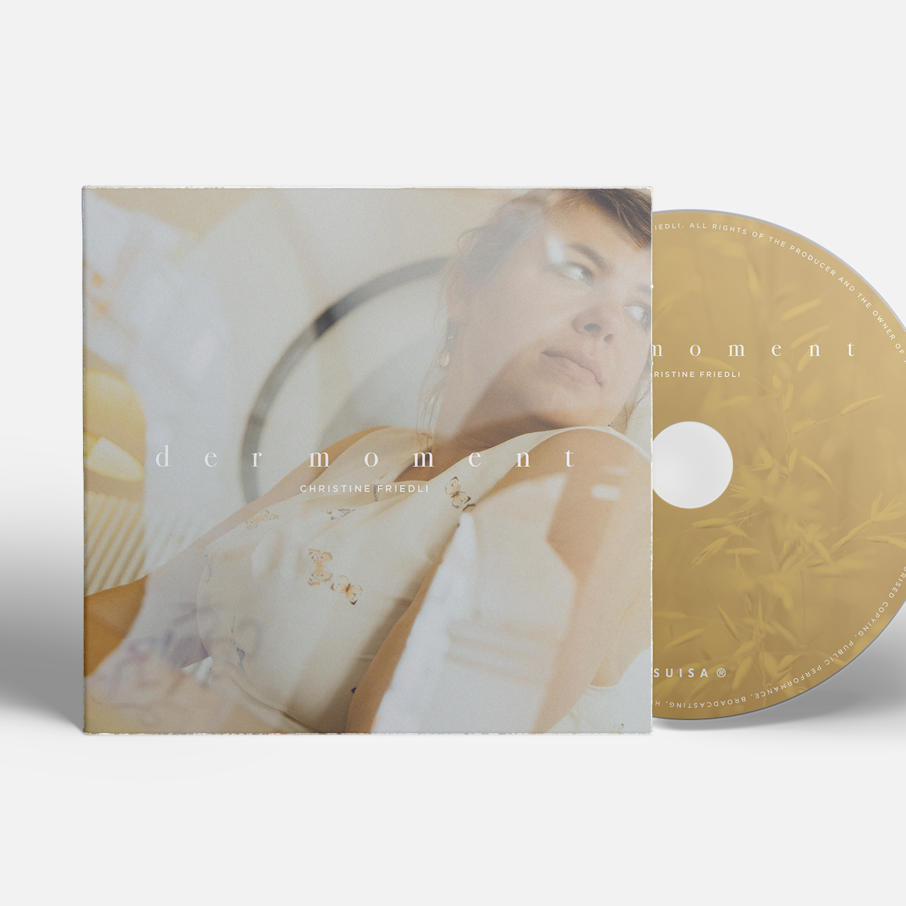 EP Design: Christine Friedli