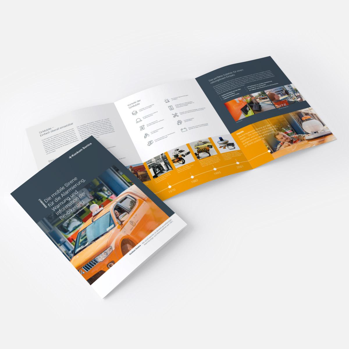 Grafik Design Flyer Gestaltung